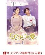 【楽天ブックス限定先着特典】ただひとつの愛 DVD-BOX1(A5ビジュアルシート)