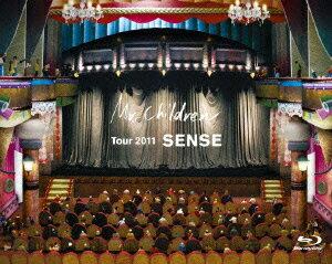 """【送料無料】【ポイント3倍音楽】Mr.Children TOUR 2011 """"SENSE""""【Blu-ray】"""