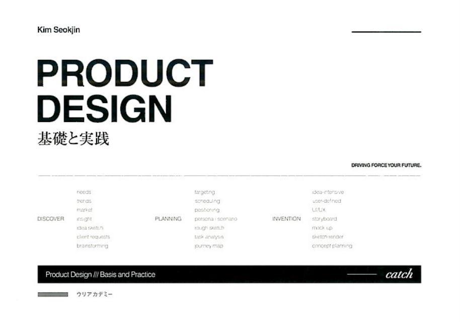 PRODUCT DESIGN画像