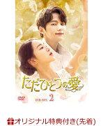 【楽天ブックス限定先着特典】ただひとつの愛 DVD-BOX2(A5ビジュアルシート)