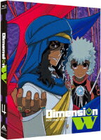 Dimension W 4【Blu-ray】