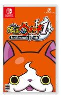妖怪ウォッチ1 for Nintendo Switchの画像