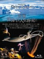 NHKスペシャル ディープオーシャン 南極 深海に巨大生物を見た【Blu-ray】