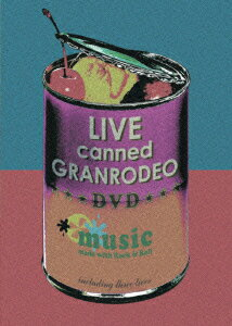 LIVE canned GRANRODEO画像