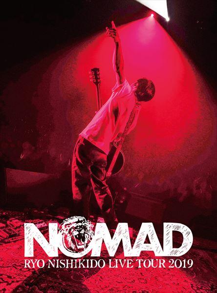 錦戸亮 LIVE TOUR 2019 NOMAD (初回限定盤 2Blu-ray+フォトブック)【Blu-ray】