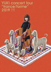 "YUKI concert tour ""trance/forme""2019 東京国際フォーラム ホールA 初回生産限定盤BD(BD+2CD)【Blu-ray】"