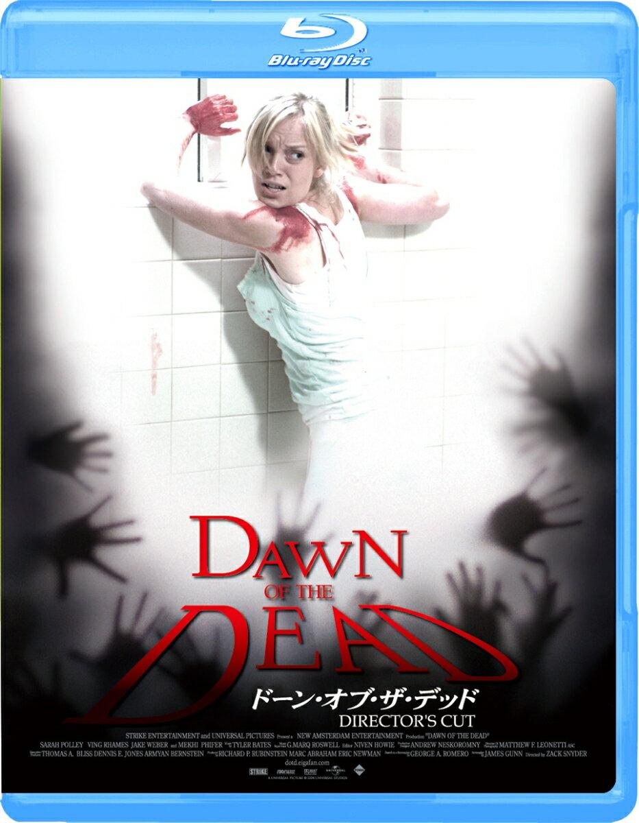 ドーン・オブ・ザ・デッド ディレクターズ・カット【Blu-ray】