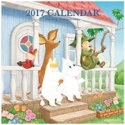 カレンダー ムーミンハウス