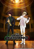 THE SOUND OF TIGER & BUNNY【Blu-ray】