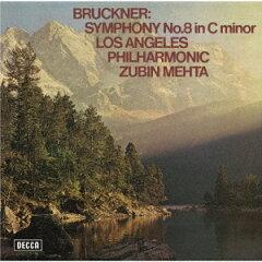 ブルックナー - 交響曲 第8番 ハ短調(ズービン・メータ)