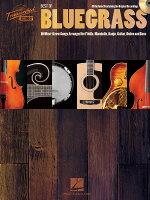 【輸入楽譜】ベスト・オブ・ブルーグラス: 10の有名な歌のアレンジ集/TAB譜(CD付)