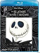ナイトメアー・ビフォア・クリスマス コレクターズ・エディション(デジタルリマスター版)【Blu-ray】