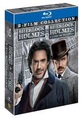 【送料無料】シャーロック・ホームズ 1&2 ブルーレイ・ツインパック【Blu-ray】 [ ロバート・ダ...