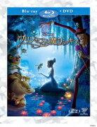 プリンセスと魔法のキス【Blu-ray】 【Disneyzone】