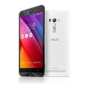 ZenFone Selfie 16GB (Snapdragon615/2GBメモリ/LTE対応…