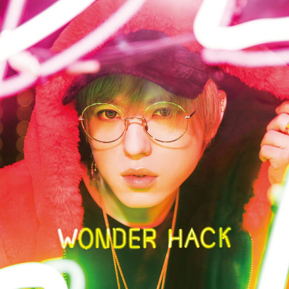 WONDER HACK (CD+DVD+スマプラ)画像