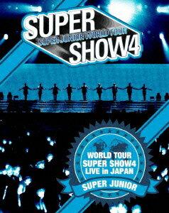 ミュージック, その他 WORLD TOUR SUPER SHOW4 LIVE in JAPAN3Blu-ray DiscBlu-ray SUPER JUNIOR