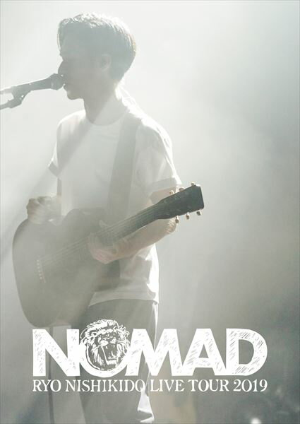 錦戸亮 LIVE TOUR 2019 NOMAD (DVD+CD)