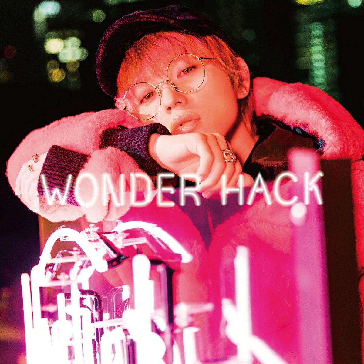 WONDER HACK (CD+スマプラ)画像
