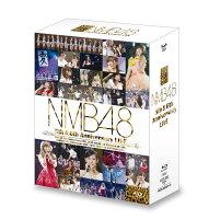 NMB48 5th & 6th Anniversary LIVE(5BD)【Blu-ray】