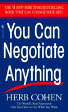YOU CAN NEGOTIATE ANYTHING(A) [ HERB COHEN ]