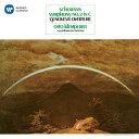 シューマン:交響曲 第2番 「ゲノフェーファ」序曲 [ オットー・クレンペラー