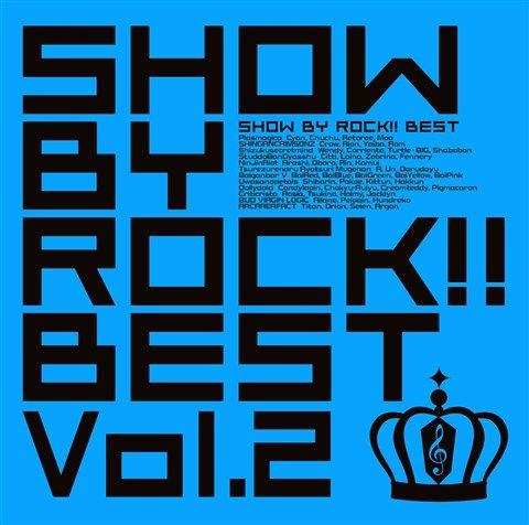 CD, ゲームミュージック SHOW BY ROCKBEST Vol2 (CDDVD) ()