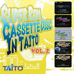 SUPER Rom Cassette Disc In TAITO Vol.2画像