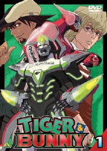 TIGER & BUNNY(タイガー&バニー) 1画像