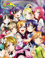 ラブライブ! μ's Go→Go! LoveLive! 2015 〜Dream Sensation!〜 Blu-ray Memorial BOX 【Blu-ray】