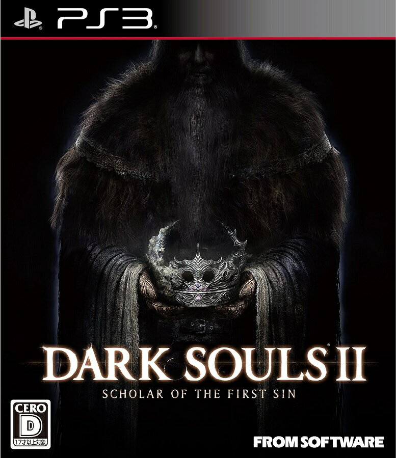 DARK SOULS 2 SCHOLAR OF THE FIRST SIN PS3版画像