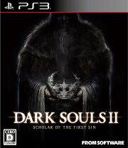 DARK SOULS 2 SCHOLAR OF THE FIRST SIN PS3版
