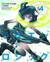 ラクエンロジック 4【Blu-ray】