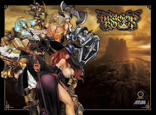 洋書, FAMILY LIFE & COMICS Dragons Crown: Official Artworks DRAGONS CROWN OFF ARTWORKS Vanillaware