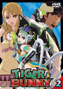 【送料無料】TIGER & BUNNY(タイガー&バニー) 2 [ 平田広明 ]