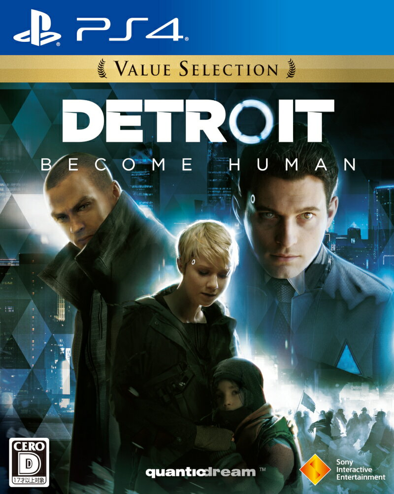 Detroit: Become Human Value Selection