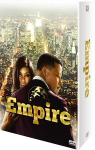 Empire/エンパイア 成功の代償 DVDコレクターズBOX [ テレンス・ハワード ]