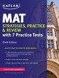 Mat Strategies, Practice & Review [ Kaplan Test Prep ]