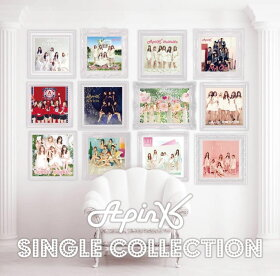 APINK SINGLE COLLECTION (初回限定盤 CD+Blu-ray)