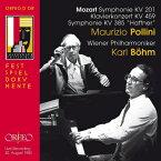 【輸入盤】交響曲第35番『ハフナー』、第29番、ピアノ協奏曲第19番 ベーム&ウィーン・フィル、ポリーニ(1980年ザルツブルク) [ モーツァルト(1756-1791) ]