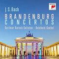 【輸入盤】バッハ:ブランデンブルク協奏曲 2枚組