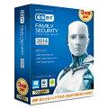 ESET ファミリー セキュリティ 2014 3年版