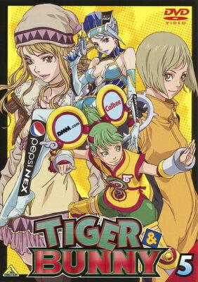 TIGER & BUNNY(タイガー&バニー) 5画像