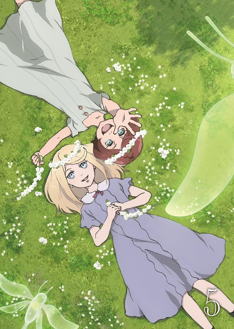 Fairy gone フェアリーゴーン Vol.5【Blu-ray】画像