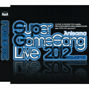 Super Game Song Live 2012 テーマソング::NEW GAME画像