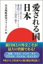 【送料無料】愛される国日本 [ 日本戦略研究フォーラム ]