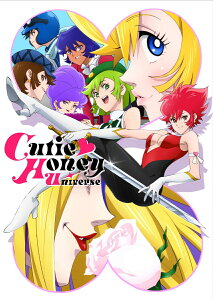Cutie Honey Universe Complete Edition【Blu-ray】