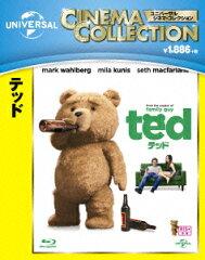 【楽天ブックスならいつでも送料無料】【BD2枚3000円2倍】テッド【Blu-ray】 [ マーク・ウォー...