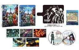 モンスターストライク THE MOVIE ソラノカナタ プレミアム・エディション(2枚組/BD+特典DVD)(2,500セット限定/スマホケース付)(数量限定生産)