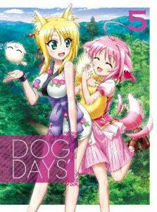 DOG DAYS´ 5 【完全生産限定版】【Blu-ray】画像